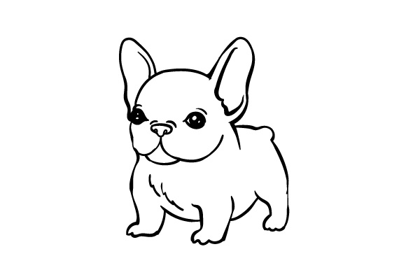 Download Free Puppy Pug Svg Cut File By Creative Fabrica Crafts Creative Fabrica for Cricut Explore, Silhouette and other cutting machines.
