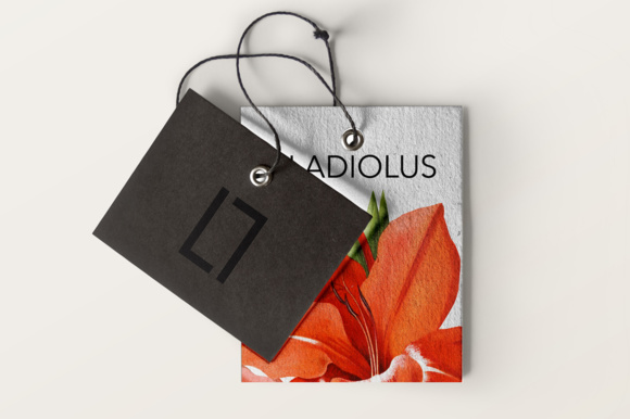 Red Gladiolus Graphic Illustrations By Enliven Designs - Image 4
