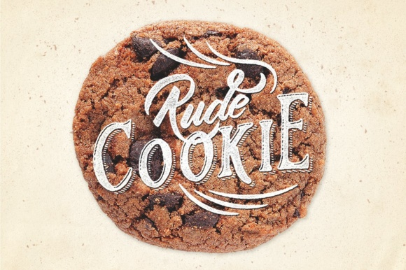 Rusty Cola Pen Font By Maghrib Creative Fabrica