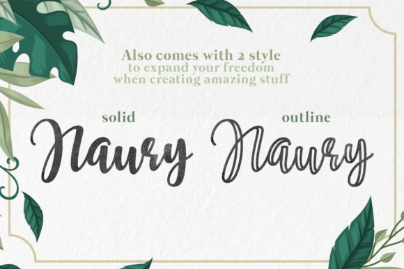Print on Demand: Samellya Script & Handwritten Font By Mas Anis - Image 12