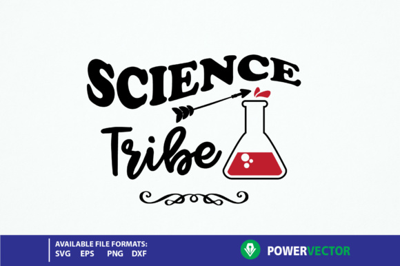 Download Free Science Tribe Teacher Tribe Svg Science Teacher Shirt Graphic for Cricut Explore, Silhouette and other cutting machines.