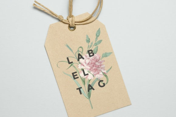 Single Carnation Watercolor Graphic Illustrations By Enliven Designs - Image 3