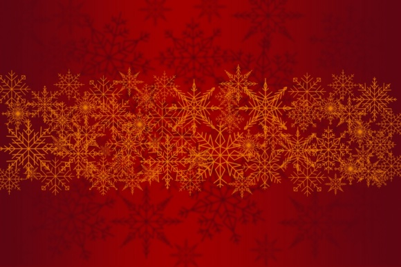 Print on Demand: Snowflakes Brush Set - for Procreate Graphic Brushes By MuSan - Image 2