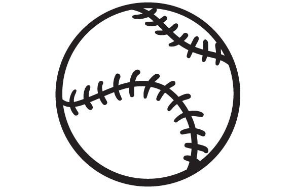 Download Free Sport Object Baseball Svg Cut File By Creative Fabrica Crafts for Cricut Explore, Silhouette and other cutting machines.