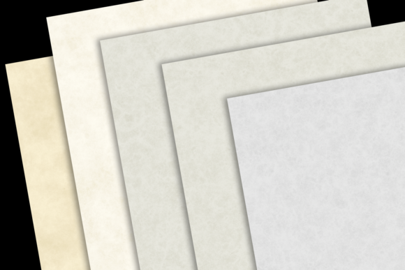 Print on Demand: Subtle Parchment Papers Graphic Textures By JulieCampbellDesigns - Image 4