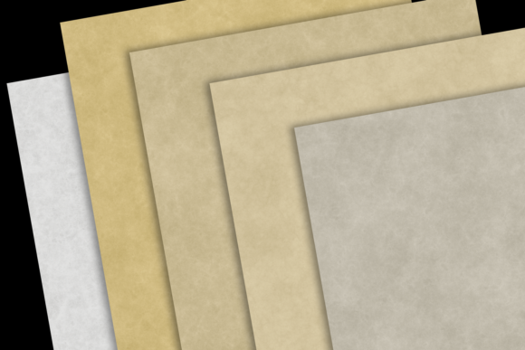 Print on Demand: Subtle Parchment Papers Graphic Textures By JulieCampbellDesigns - Image 5