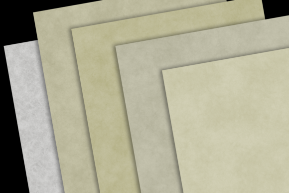 Print on Demand: Subtle Parchment Papers Graphic Textures By JulieCampbellDesigns - Image 7