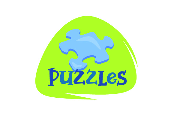 Download Free Toy Bin Label Puzzles Svg Cut File By Creative Fabrica Crafts for Cricut Explore, Silhouette and other cutting machines.