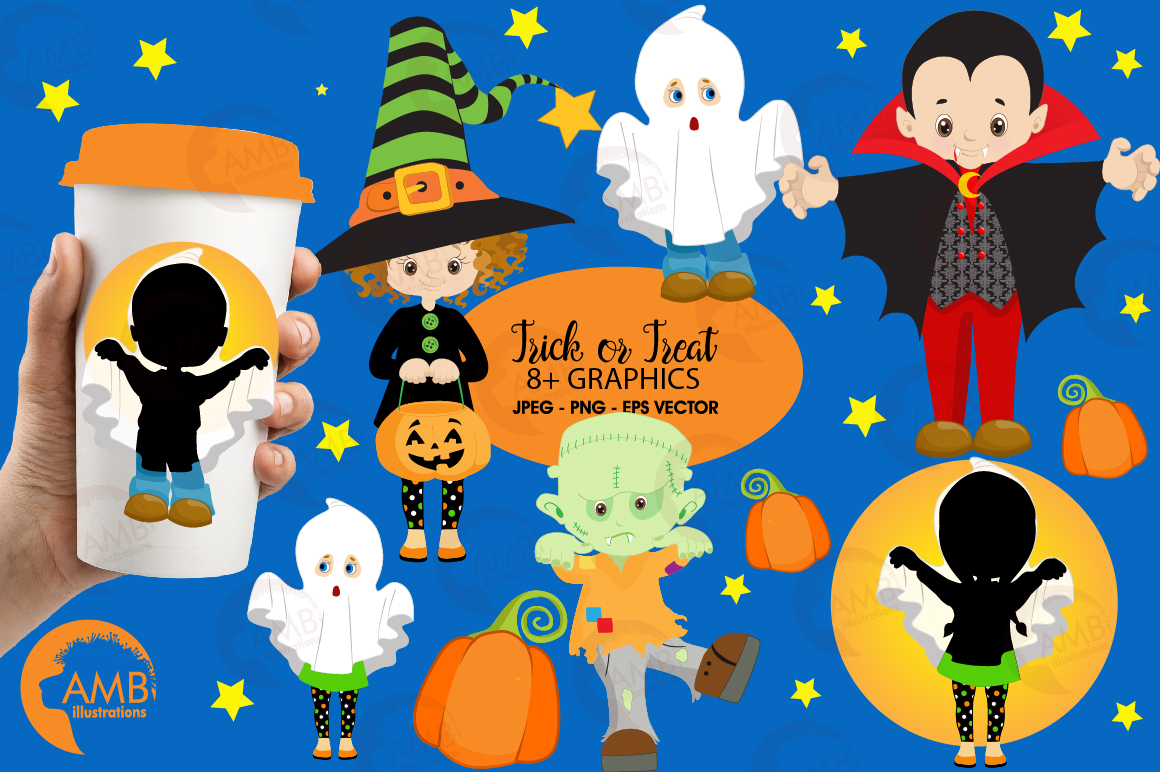 Trick Or Treat Clipart Trick Or Treat Clip Art Trick - Trick Or Treat Clip  Art - Free Transparent PNG Clipart Images Download
