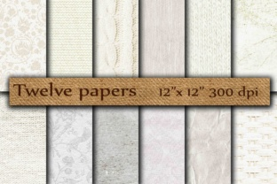 White Textures Graphic By twelvepapers
