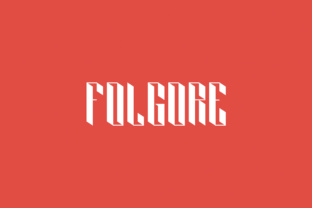 Folgore Font By Creative Fabrica Freebies