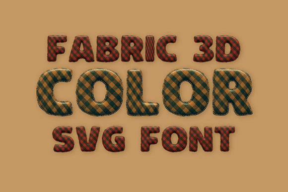 Print on Demand: 10 Color   Color Fonts Font By JumboDesign - Image 5
