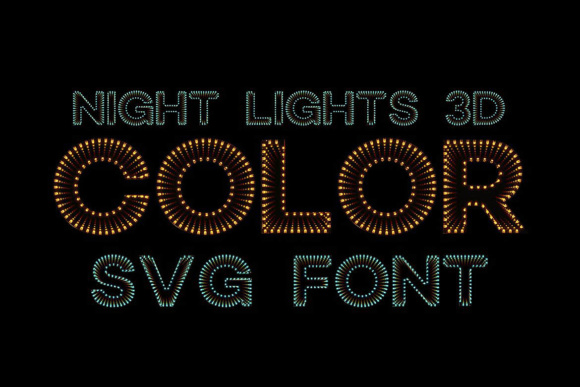 Print on Demand: 10 Color   Color Fonts Font By JumboDesign - Image 7