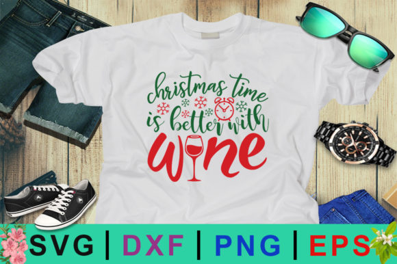 Download Free 6 Christmas Quotes Bundle Graphic By Design Palace Creative for Cricut Explore, Silhouette and other cutting machines.