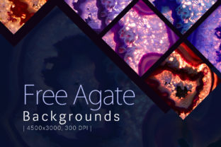 8 Agate Backgrounds Graphic By Creative Fabrica Freebies
