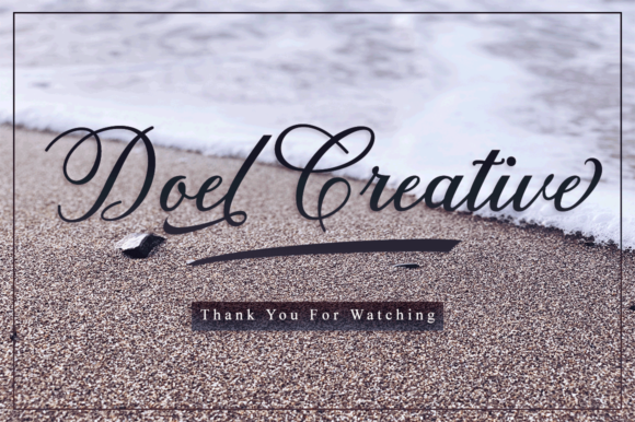 Anatomia Script Font By DoeL Creative Image 10
