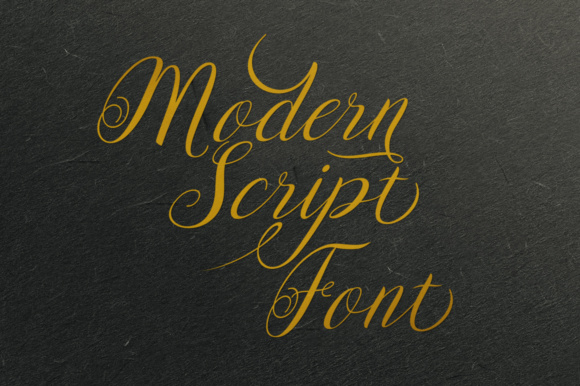 Print on Demand: Anggun Script Script & Handwritten Font By Posts Type - Image 6