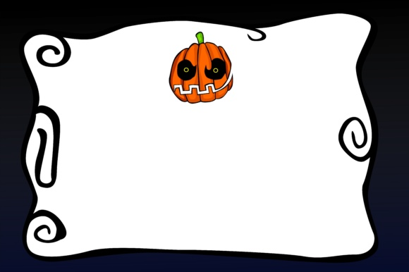 Print on Demand: Background Halloween Pumpkin Graphic Illustrations By Arief Sapta Adjie