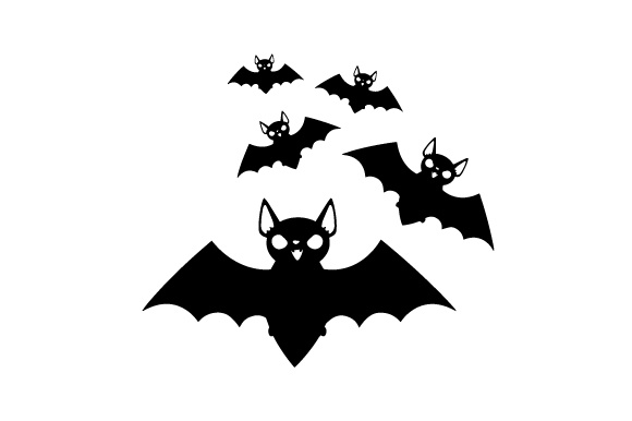 Download Free Bats Svg Cut File By Creative Fabrica Crafts Creative Fabrica for Cricut Explore, Silhouette and other cutting machines.
