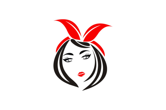 Beauty Cosmetic Product Graphic Logos By Friendesigns