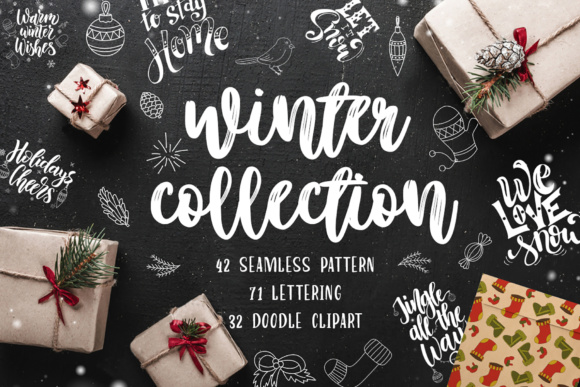 Big Winter Collection Bundle Graphic By tregubova.jul