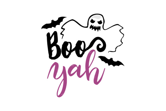 Print on Demand: Boo Yah Graphic Crafts By TheLucky