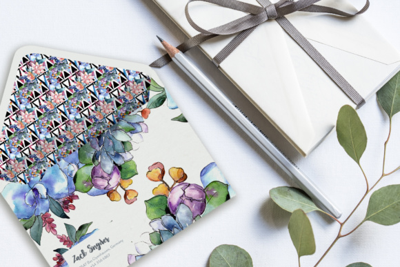 Print on Demand: Bouquets Flowers Set PNG Watercolor Graphic Illustrations By MyStocks - Image 6