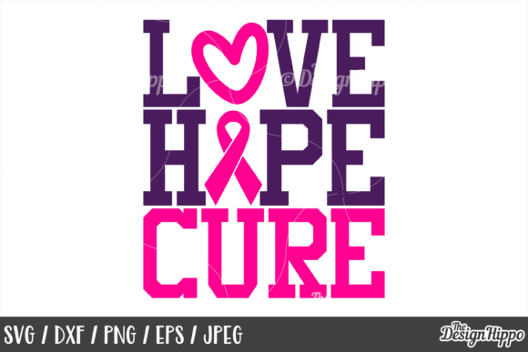 Breast Cancer SVG Bundle Graphic By thedesignhippo Image 11