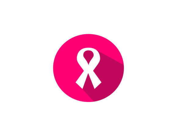 Print on Demand: Breast Cancer Awareness Logo Graphic Logos By meisuseno