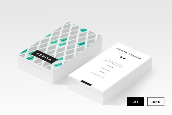 Business Card Graphic Print Templates By TMint