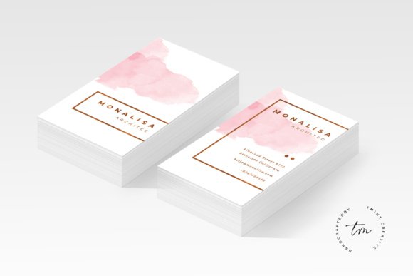 Business Card Graphic Print Templates By TMint - Image 1