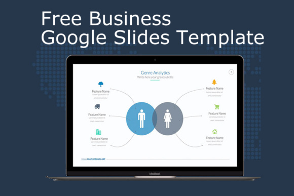Business Google Slides Template Graphic Graphic Templates By Creative Fabrica Freebies
