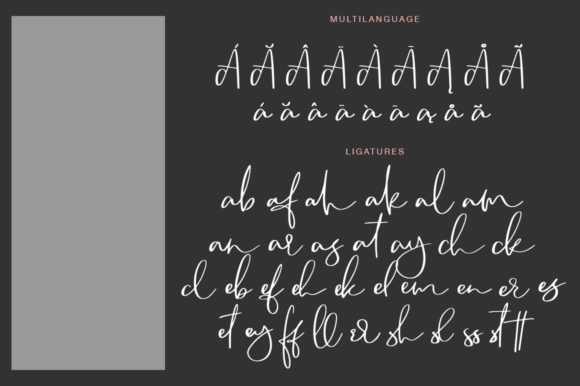 Camsay Font By besttypeco Image 1