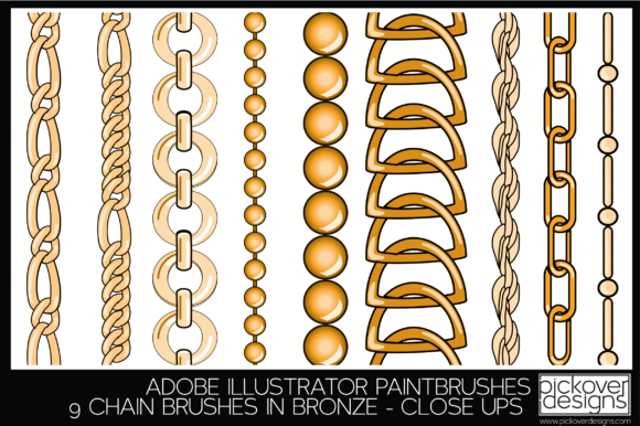 Chain Vector Brushes