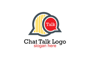 Chattalk Logo Graphic Logos By TheHero