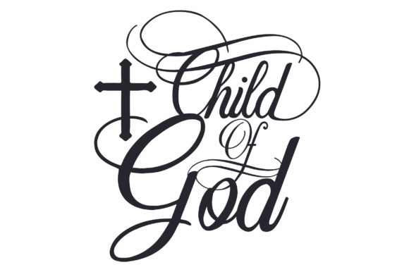 Download Free Child Of God Svg Cut File By Creative Fabrica Crafts Creative for Cricut Explore, Silhouette and other cutting machines.