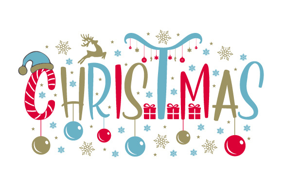 Jolly Christmas SVG Christmas Craft Cut File By Creative Fabrica Crafts