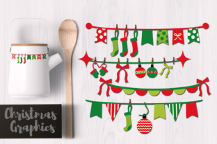 Christmas Banners Graphic By Revidevi