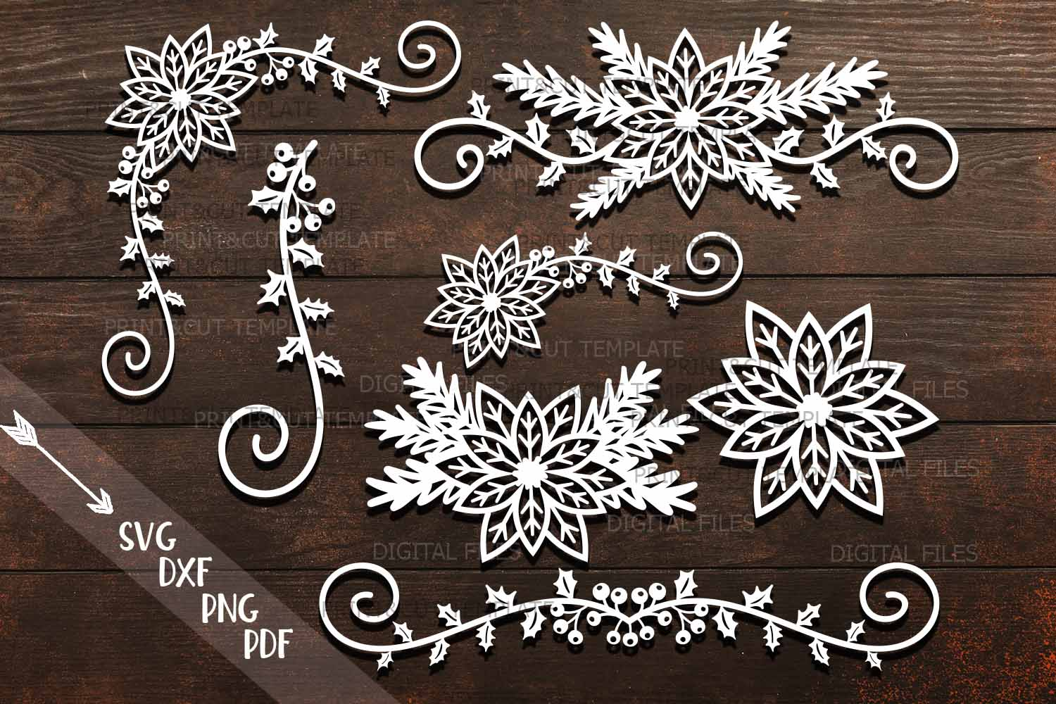 Download Free Christmas Decorations Svg Grafico Por Cornelia Creative Fabrica for Cricut Explore, Silhouette and other cutting machines.