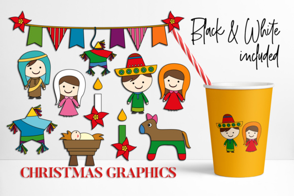 Christmas Illustrations.Christmas Illustrations