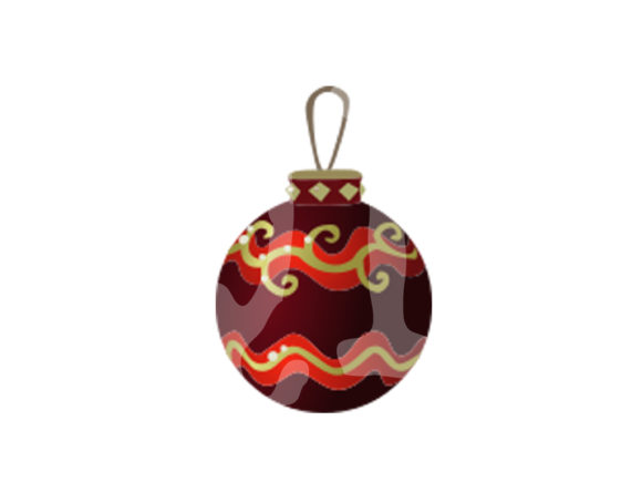 Download Free Christmas Ornaments Bundle Graphic By Quiet Deluxe Digital SVG Cut Files