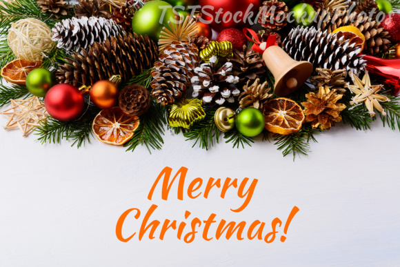 Print on Demand: Christmas Backgrounds Bundle Graphic Holidays By TasiPas - Image 11