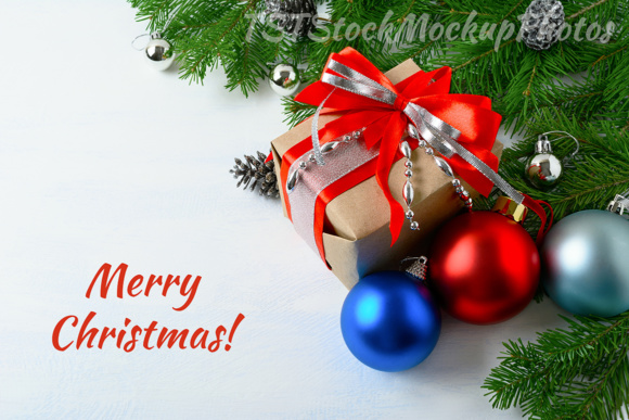 Print on Demand: Christmas Backgrounds Bundle Graphic Holidays By TasiPas - Image 7
