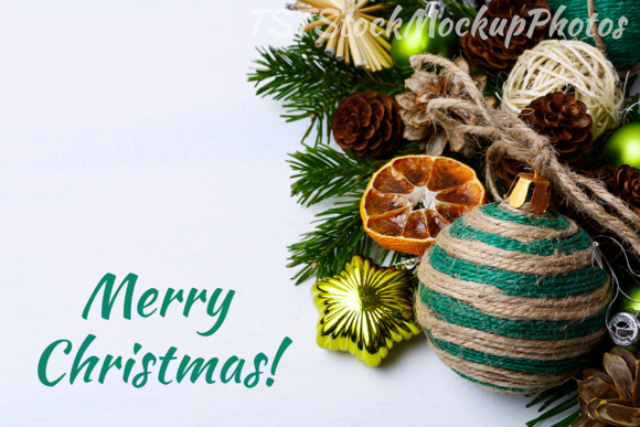 Print on Demand: Christmas Backgrounds Bundle Graphic Holidays By TasiPas - Image 9