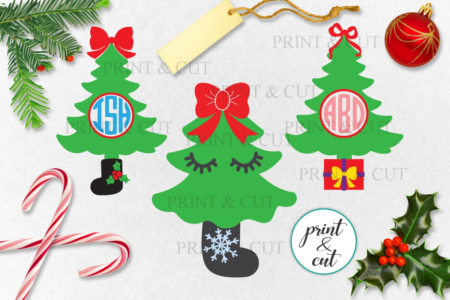Download Free Christmas Face Svg Graphic By Cornelia Creative Fabrica for Cricut Explore, Silhouette and other cutting machines.