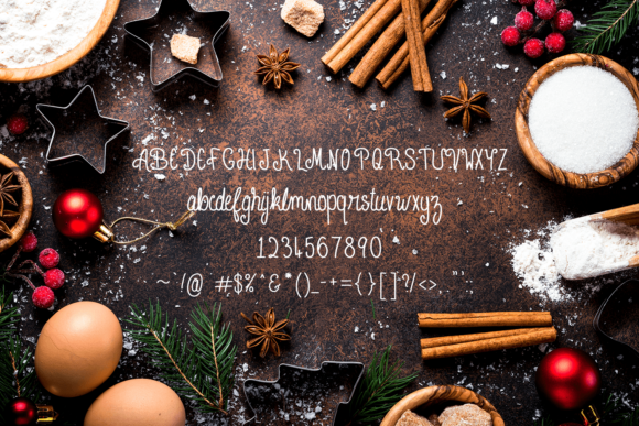 Download Free Cinnamon Sticks Font By Amber Nest Creative Fabrica SVG Cut Files