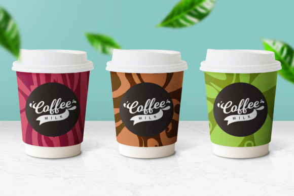 Coffee Cup Mockup Graphic Product Mockups By Creative Fabrica Freebies - Image 2