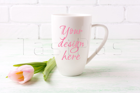 Print on Demand: Coffee Mug Mockup Bundle Graphic Product Mockups By TasiPas - Image 4