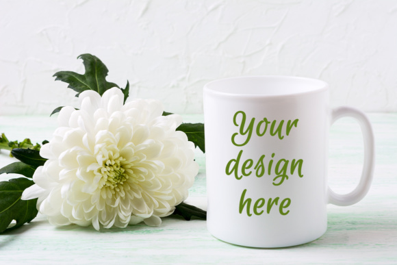 Print on Demand: Coffee Mug Mockup Bundle Graphic Product Mockups By TasiPas - Image 7