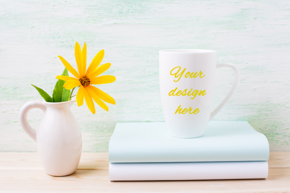 Print on Demand: Coffee Mug Mockup Bundle Graphic Product Mockups By TasiPas - Image 10